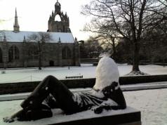 snowed student